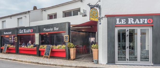 Le Rafio - Bar/Restaurant